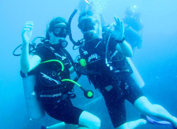 SSI Open Water Diver Thailand