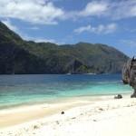 Philippines tropical island