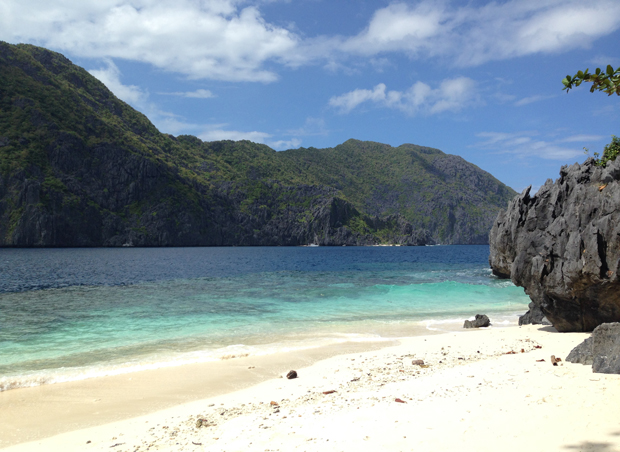 Philippines tropical island