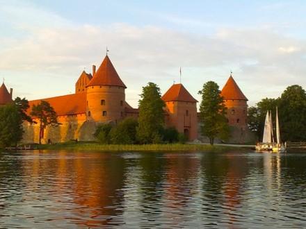 trakei castle