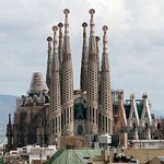 Spain, Sagrada Familia